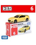 Tomica Diecast Model Car No6 - Subaru BRZ (First Ltd Edition)