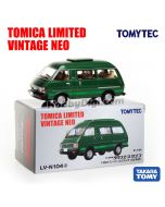 TOMYTEC Tomica Limited Vintage NEO Diecast Model Car - LV-N104d Town Ace Wagon Super Extra (Green)