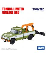 TOMYTEC Tomica Limited Vintage 合金車 - LV-188a Toyota Stout Wrecker (Green)