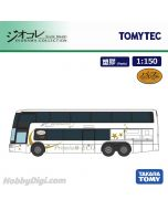 TOMYTEC Diorama Collection 1:150 模型車 - 三菱Fuso Aero King Collection 日本西部JR巴士Premium Eco