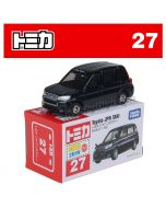 [2019 Sticker] Tomica Diecast Model Car No27 - Toyota Japan Taxi