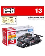 [2018 Sticker] Tomica Diecast Model Car No13 - Nissan GT-R NISMO GT500