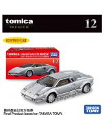 Tomica Premium 系列合金車 No20 - Lamborghini Countach 25th Anniversary (初回限定版)