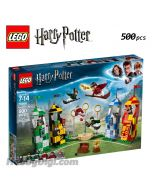 LEGO Harry Potter 75956: Quidditch Match