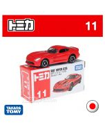 Tomica Diecast Model Car No11 - Dodge SRT Viper GTS