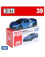 Tomica Diecast Model Car No39 - Audi R8 (First Ltd Edition)