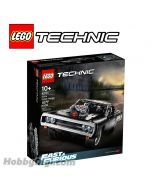 LEGO Technic 42111 : Dom's Dodge Charger 《狂野時速 Fast & Furious》