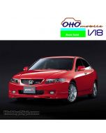OttO Mobile X Route Twisk 1:18 樹脂模型車 - Honda Accord Euro R CL7 Milano Red