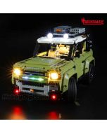 Briksmax 專用燈光組件 LEGO Technic 42110-2: Land Rover Defender