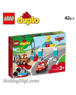 LEGO DUPLO 10924 : Lightning McQueen's Race Day
