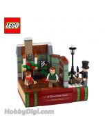 LEGO Seasonal 40410 : Charles Dickens Tribute