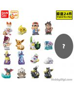 Bandai Candy - 寵物小精靈 Kids Let`s Go Toward the Dream! 公仔 (Box of 24)