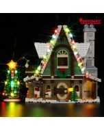 Briksmax 專用燈光組件 LEGO Creator 10275 : Elf Club House
