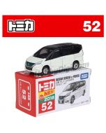 [2018新車貼] Tomica 合金車 No52 - Nissan Serena e-POWER