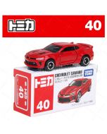 Tomica Diecast Model Car No40 - Chevrolet Camaro ZL1 (First Ltd Edition)