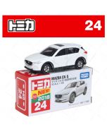 [Label] Tomica Diecast Model Car No24 - Mazda CX-5 (First Ltd Edition)