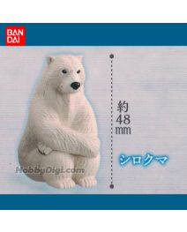 Bandai Gacha - Machiboke Vol.4 Polar bear