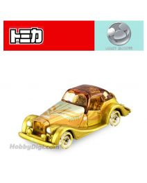 Tomica Disney Motors Diecast Model Car - Dreamstar Belle Princess Edition