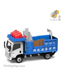 Tiny City 1:76 Diecast Model Car 94 - ISUZU N Series Demolition Truck