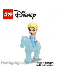 LEGO 散裝人仔 Disney : Elsa with Blue Dress