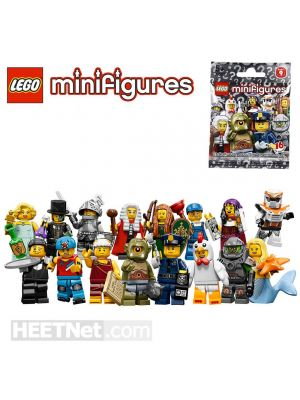 LEGO Minifigures 71000 Series 9: Set of 16