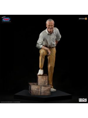 Iron Studios Art Scale 1/10 Statue - Stan Lee