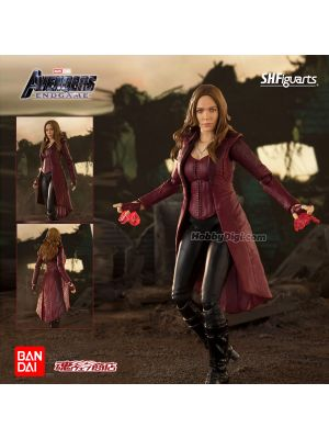 [JP Ver] Bandai S.H.Figuarts Tamashii Web Shop Exclusive Action Figrue: Scarlet Witch