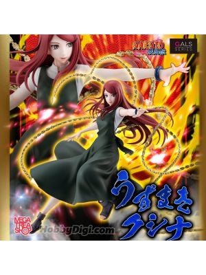 Megahouse Gals Series PVC Figure: Kushina Uzumaki