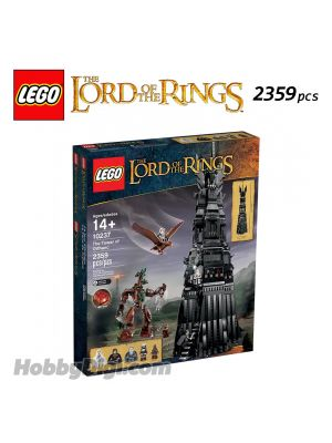 LEGO Lord of the Rings 10237: Tower of Orthanc Building Set