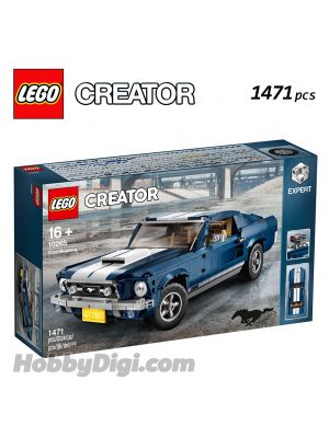 LEGO Creator 10265: Ford Mustang