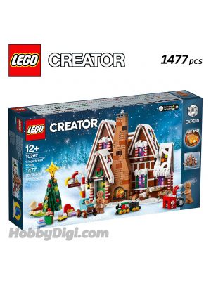 LEGO Creator 10267: 薑餅屋 Gingerbread House