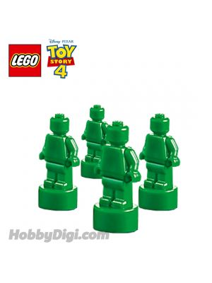 LEGO Loose Minifigure Toy Story 4: Green Army Man x4
