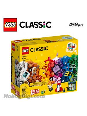LEGO Classic 11004: Windows of Creativity