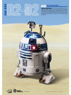 Beast Kingdom Marvel Egg Attack Action EAA-009 - R2-D2