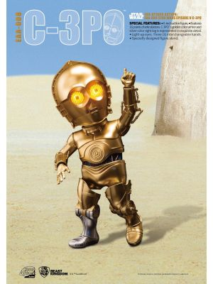 Beast Kingdom Marvel Egg Attack Action EAA-008 - C-3PO