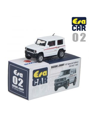 Era Car 1:64 Diecast Model Car 02 - Suzuki Jimny (First Special Edition)