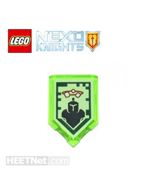 LEGO 散裝配件 Nexo Knights: Aaron Scannable Shield 123 Powers of Stone Stun