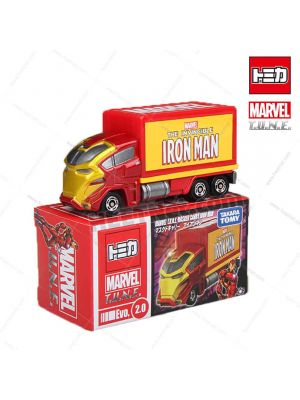 Tomica Marvel T.U.N.E.合金車 Evo 2.0 - Masked Carry Iron Man