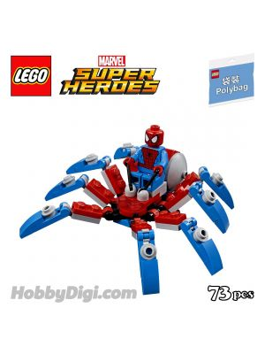LEGO Marvel Polybag 30451: Spider-Man's Mini Spider Crawler