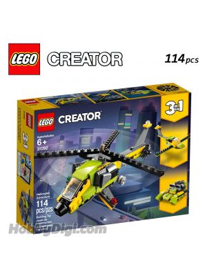 LEGO Creator 31092: Helicopter Adventure
