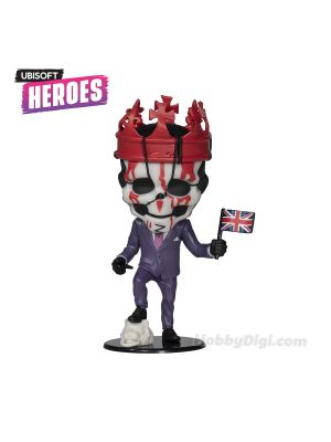 Ubisoft Chibi Figurine - Ubisoft Heroes Collection Series 2 King of Hearts