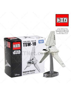 Tomica Star Wars 系列合金車 TSW-10 - Imperial Shuttle