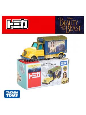 Tomica Disney Motors系列合金車 - Beauty & The Beast Good Day Carry