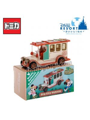 Tomica 東京迪士尼限定合金車 - Disney Vehicle Collection Tokyo DisneySea 19th Anniversary Design Car