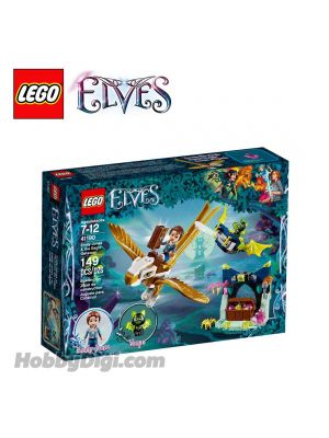 LEGO Elves 41190: Emily Jones and the Eagle Getaway