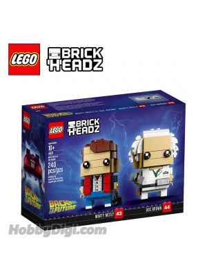 LEGO Brickheadz 41611: Marty McFly and Doc Brown