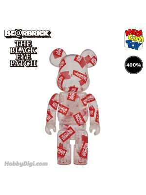 [日版] Medicom Toy Be@Rbrick - BlackEyePatch 400%
