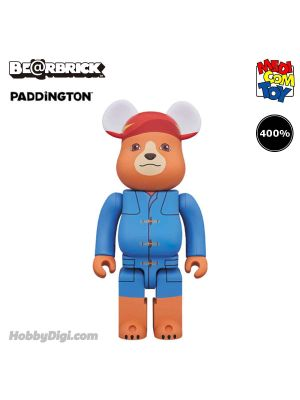 [日版] Medicom Toy Be@Rbrick - Paddington (TM) 400%