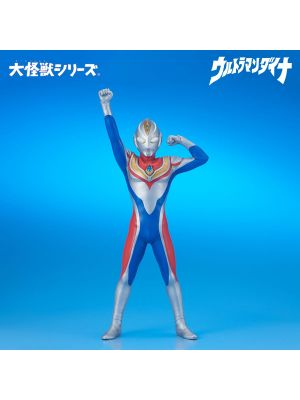 [JP Ver.] X-Plus Ultraman Daikaiju Series U.N.G. PVC Statue: Ultraman Dyna (Flash Type) Appearance Pose