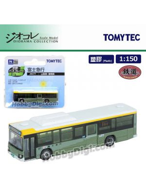 TOMYTEC Diorama Collection 1:150 Model Car - JB077 Fuji Express
